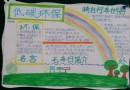 三年级环保手抄报图片、资料
