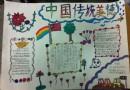 中国传统美德手抄报内容