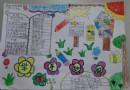 三年级快乐学习手抄报图片