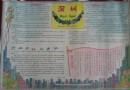 深圳大运会手抄报版面设计图