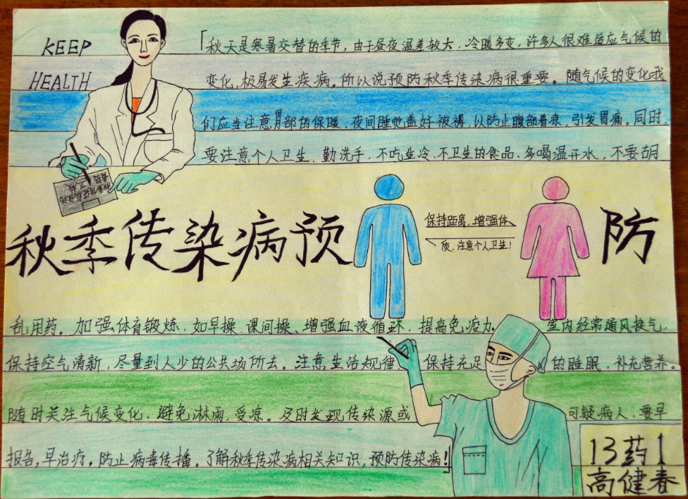 苗苗手抄报 小学生手抄报 >> 正文内容   流感的预防手抄报内容