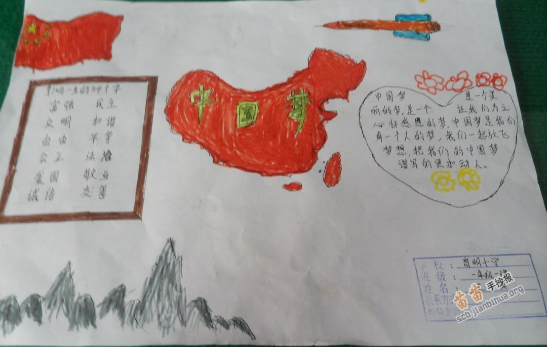 苗苗手抄报 中国梦手抄报 >> 正文内容   苗苗手抄报 网为您提供一