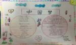 二年级中国梦手抄报图片、内容