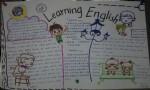 LearnEnglish学习英语手抄报图片大全、资料