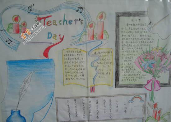 网吧设计_教师节英语手抄报图片、资料