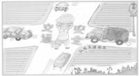 关于交通安全的手抄报资料