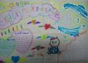 中学生英语手抄报图片