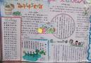 端午节史话手抄报图片