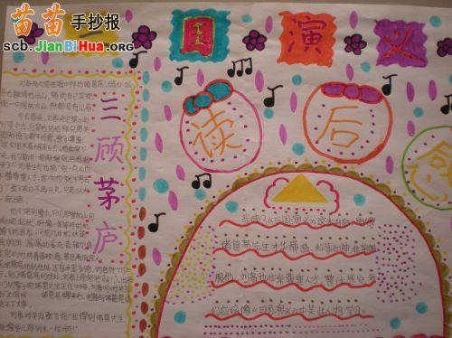 手抄报边框设计素材以及关于小学生英语,环保,语文,数学主题的优秀手