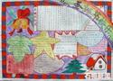 五年级圣诞节手抄报