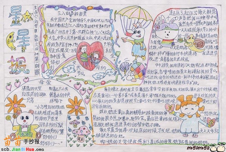 复活节的由来英语手抄报