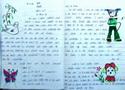 六年级英语手抄报版面设计图