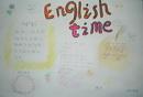 关于时间的英语手抄报