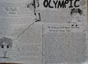 奥林匹克英语手抄报