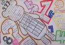 数学手抄报设计图二