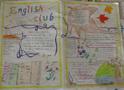 四年级英文手抄报图片