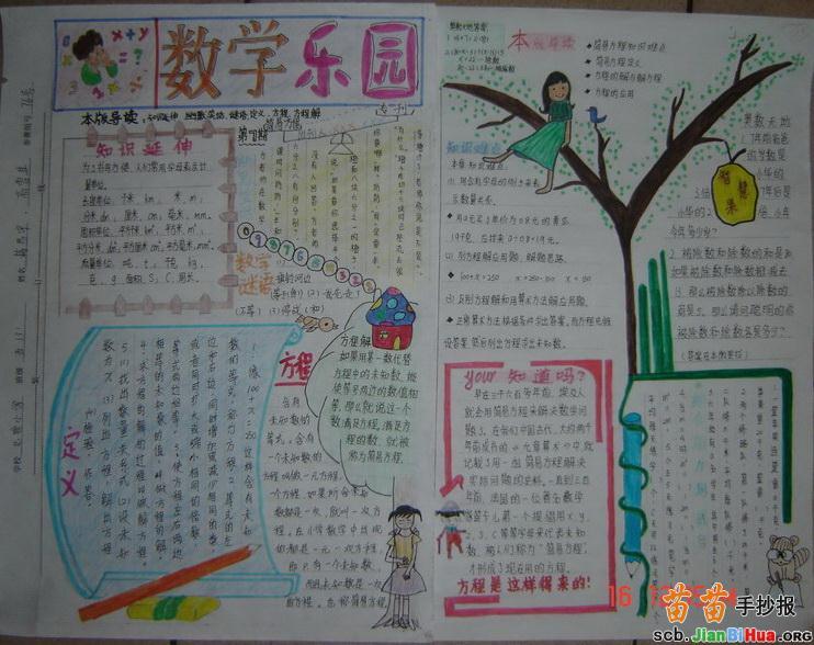数学手抄报 >> 正文内容   刘徽(生于公元250年左右),是中国数学史上图片