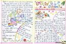 中学生英语手抄报设计图