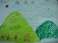 二年级童话手抄报